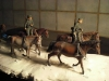 Pferdekonvoy