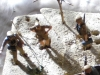 Detail Fußsoldaten