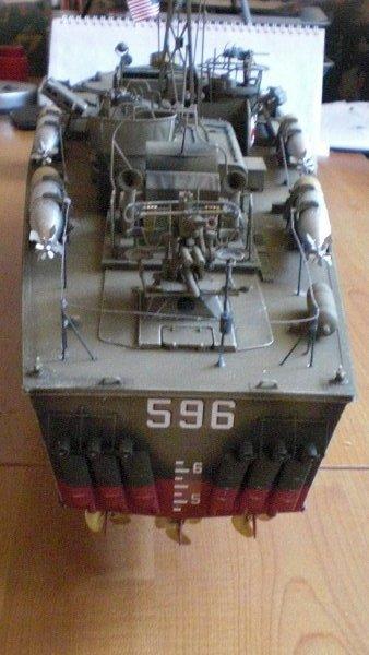 Italeri 1/35 Elco 80\' Torpedo Boat PT-596