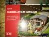 Projekt Eisenbahn: Schrebergarten