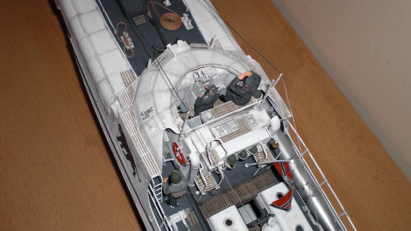 Schnellboot S100 - Detail Kanzel