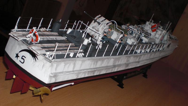 Schnellboot S100