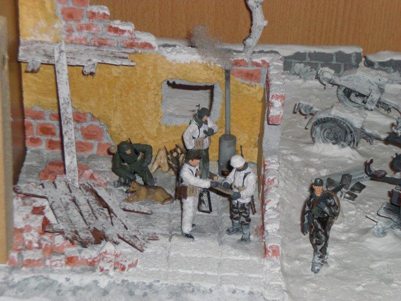 Detail: das Haus