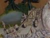 Wüsten-Diorma: Detail Flak am See
