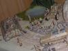 Wüsten-Diorma: Detail Flak und Panzer am See